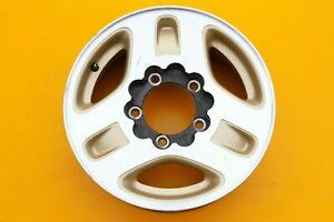 Chevrolet Geo Sunrunner Tracker 1996 1998 Gold Machined 15 Oem Wheel Rim 519 2