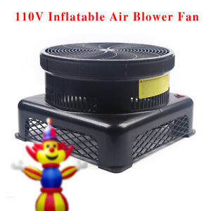 750w Air Tube Blower Fan For Inflatable Sign Sky Fly Guy Dancer Wind Tube Man