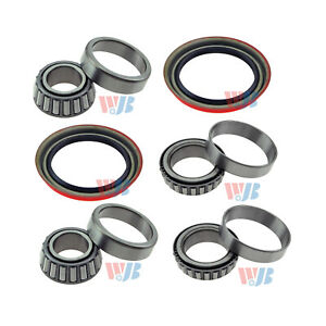 New Front Wheel Bearing Race Seal Assembly For Chevrolet S10 Camaro 2wd