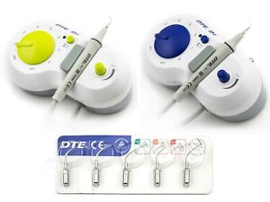 100 Original Woodpecker Dte D1 Dental Ultrasonic Scaler Scaling perio