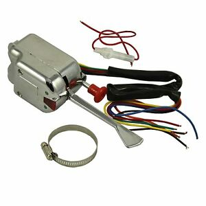 12v Universal Street Hot Rod Turn Signal Switch Replacement For Ford Buick