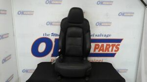 12 Chevy Corvette C6 Oem Front Left Driver Power Seat Black Leather