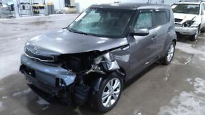 Driver Rear Side Door Privacy Tint Glass Fits 14 19 Soul 1016534