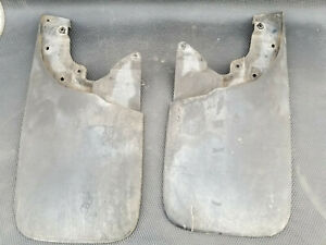 2010 Toyota Tacoma Left Right Front Mud Flaps Splash Guards 4wd