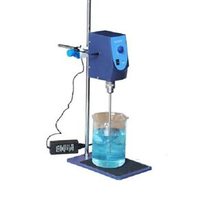 Overhead Stirrer With Stirring Rod And Stand 20l Capacity
