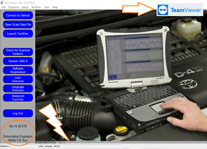 Latest Techstream 02 2021 Obd2 Toyota Lexus Tis Software V16 00 017 Patch Or Key