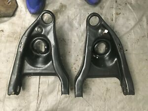 1968 72 Gm A body Front Lower Control Arms Oem Gto Chevelle Powder Coated