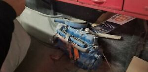 1965 Mustang Engine 6 Cyl 200 Cu In And Automatic Transmission Runs Great