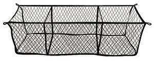 3 Pocket Storage Net Car Organizer Pickup Truck Bed Suv Rear Cargo Space Grocery