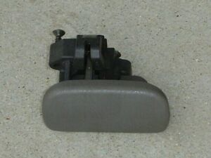 Gray 2000 2006 Toyota Tundra Glove Box Compartment Latch Handle