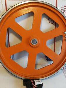 Doall 20 x1 25bore Bandsaw Drive Wheel With Spare Tire