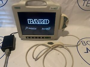 Bard Site Rite 6 Ultrasound W Sherlock 3cg 30 Day Warranty see Pictures