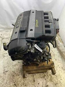 Engine Assembly 2 5l Bmw 323 Series 1999 2000