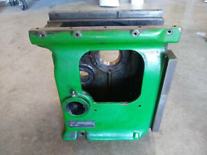 Atlas 7b Metal Shaper Milling Machine Frame Housing Body Casting S7 1a