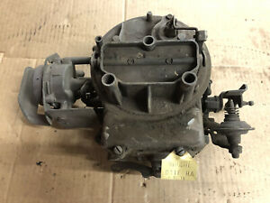 1971 Ford 2 Barrel Autolite Carburetor D1tf ha