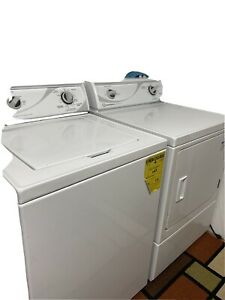 Speed Queen Gas Dryer And Washer