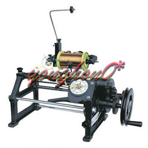 Nz 2 Manual Automatic Coil Hand Winding Machine Winder New