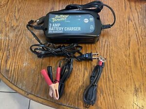 Deltran Battery Tender Plus 1 25 Amp Selectable Battery Charger Maintainer