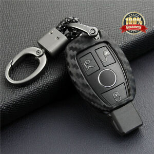 Fit Mercedes Benz Remote Car Key Fob Replacement Keyless Entry Shell Case