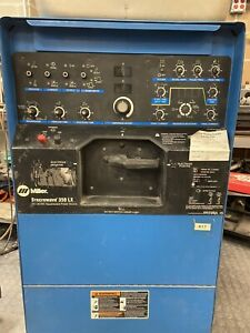 Miller Syncrowave 350 Lx Tig Welder Power Source And Itw Water Cooler