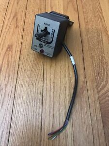 Fisher Snow Plow Controller Plow Control Electric Joystick Remote