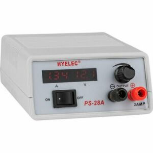 Usd Regulated Variable Dc Power Supply 1 5 15v 0 2a