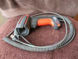 Honeywell Granit 1980ifr 3 Ex25 Extended Range Barcode Scanner With Cable Rev G