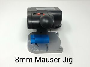 8mm Mauser Cut off Trimming Jig Auto Ejecting Brass Case Trimmer $20.00