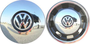2012 2018 Vw Volkswagen Beetle Heritage Chrome Center Cap 5c0601149d