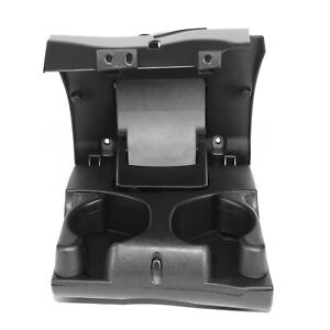 Fit 98 01 Dodge Ram 1500 2500 3500 Charcoal Front Dash Board Cup Holder Insert