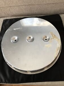 2 Used C1 Corvette Air Cleaners 1x4 And 2x4