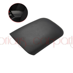 Fit For Ford Mustang Center Console Arm Rest Lid Top Pad Cover Compartment Door