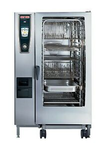 Rational Model 202 A228106 43 Electric Icombi Oven 2019