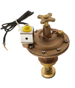 New 1 Brass Electric Anti siphon Valve Actuator Fits All Superior Champion Etc