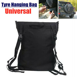 Off Road Truck Car Tyre Hanging Bags Protector Tire Storage Carry Package Cover