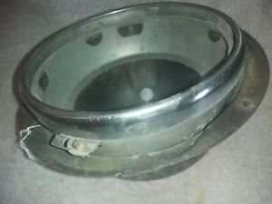 1953 1956 Vintage Ford Pickup Truck Parts Round Headlight Bucket Assembly