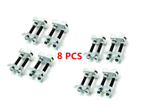 8 Mini Coil Spring Compressor Adjustable Spring Struts Shocks Adjuster Tool