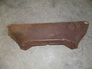 1917 1923 Model T Ford Cowl Top For Low Firewall Original Roadster Touring 1922