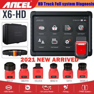 Heavy Duty Truck Diesel Diagnostic Tool Obd2 Scanner Nl102 nl102 Plus xtuner T1