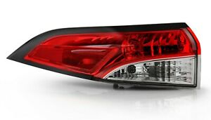 For 2020 2021 20 21 Corolla Sedan Outer Taillight Tailllamp Tail Lamp Light Lh