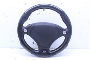 Porsche Fvd Carbon Fiber Leather Steering Wheel Bag See Notes Gemballa Style