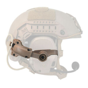 FMA Tactical Connecting Bridge For AMP Noise Reduction Headset Airsoft Helmet $55.71
