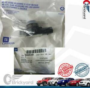 New Oem Impact Park Assist Sensor 23428268 For Chevy Cadillac Buick 2014 2019