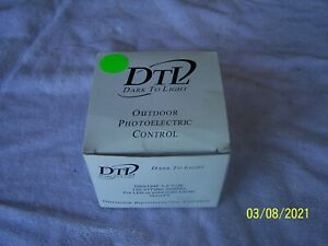 New Dark To Light Dtl Outdoor Photoelectric Control Dss124f 1 5 Tjje
