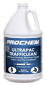 Prochem Ultrapac Trafficlean S711 Professional Traffic Lane Cleaner For Heavily