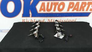14 Gmc Sierra 1500 5 3l Complete Oem Fuel Rail And Injector Set Pair