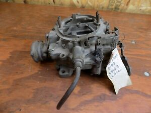 1959 64 cadillac And Oldsmobile Rochester 4 Jet Carburetor 1960 1962 1963 Gm