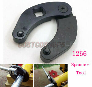 Adjustable Gland Nut Wrench 1266 Pin Spanner Tools 3 4infit Hydraulic Cylinders
