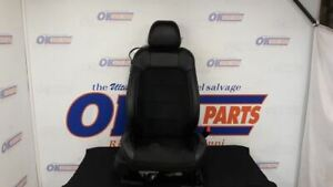 16 Ford Shelby Cobra Mustang Gt350 Front Right Passenger Power Seat Black