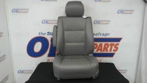 2003 07 Land Cruiser Driver Left Front Seat Gray Leather La10 Fj100